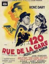 Poster 120, rue de la Gare 10028